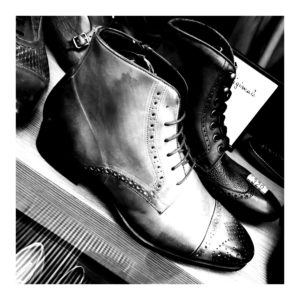 photo carrelage chaussures