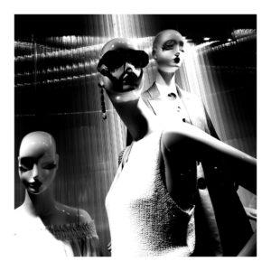 photo carrelage mannequins