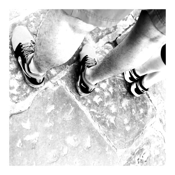 photo carrelage jambes